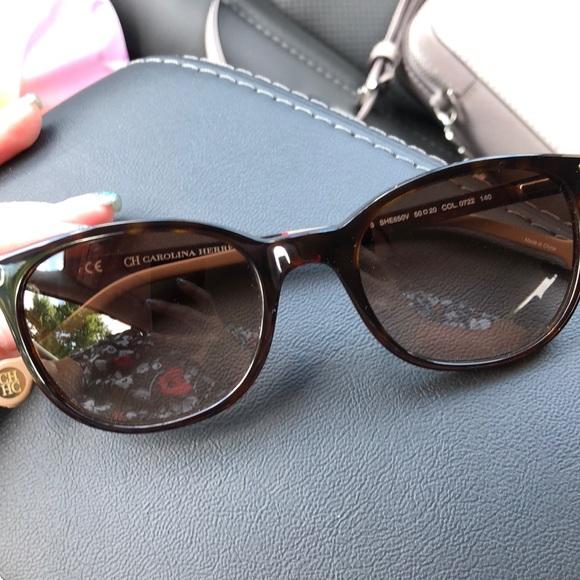 7de6c501c37a Carolina Herrera Accessories - carolina herrera sunglasses